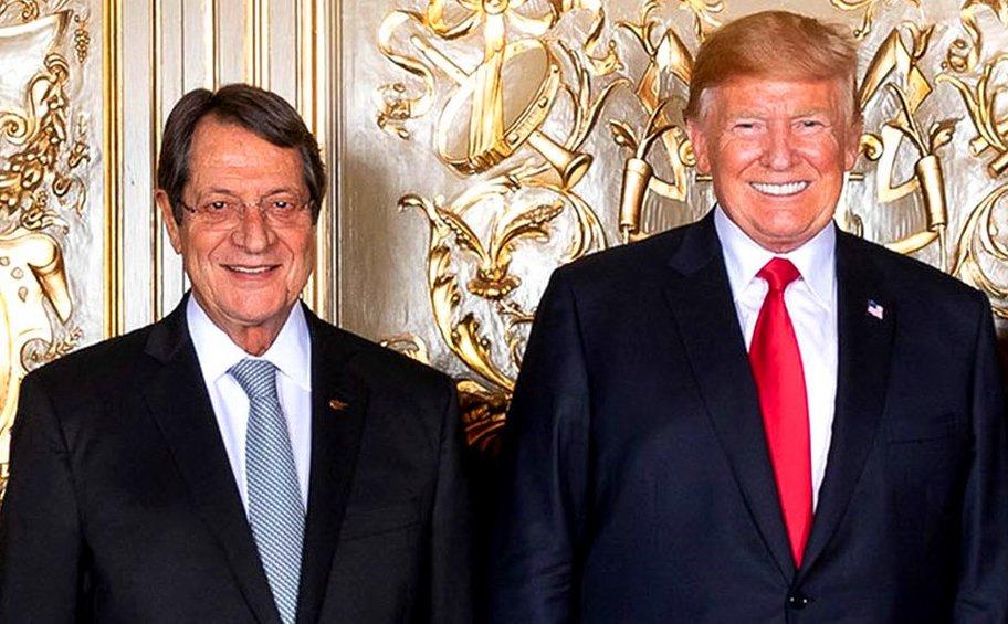 «Σπάει» το αμερικανικό εμπάργκο πώλησης όπλων στην Κύπρο τον Μάρτιο με την επίσκεψη Αναστασιάδη