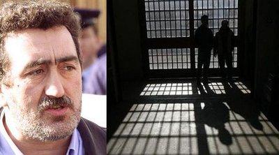 Στο μικροσκόπιο της Δικαιοσύνης οι καταγγελίες Αραβαντινού για απειλές κρατούμενων σε σωφρονιστικούς υπαλλήλους