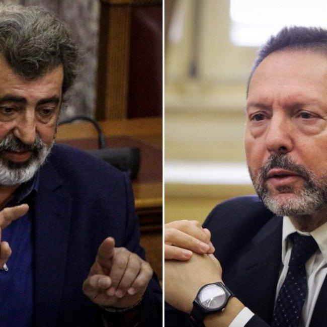 Πολιτικές κόντρες για το δάνειο Πολάκη - Οργή από Στουρνάρα - Το σχόλιο Μαξίμου  και η αντίδραση της Κομισιόν