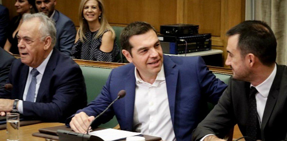 Επίδομα ενοικίου και στεγαστικού δανείου σε 440.000 νοικοκυριά ανακοίνωσε ο Τσίπρας