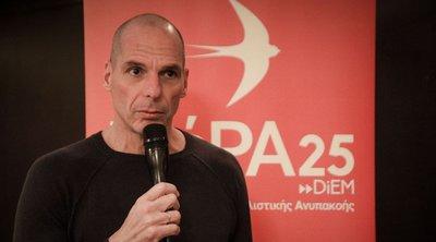 Ψήφος αποδήμων: Καταψηφίζει το ΜέΡΑ25 και μιλά για «εμπαιγμό των Ελλήνων του εξωτερικού»