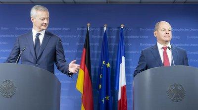 Γερμανικός Τύπος: Σε συμβιβασμό Βερολίνο - Παρίσι για τον προϋπολογισμό της ευρωζώνης
