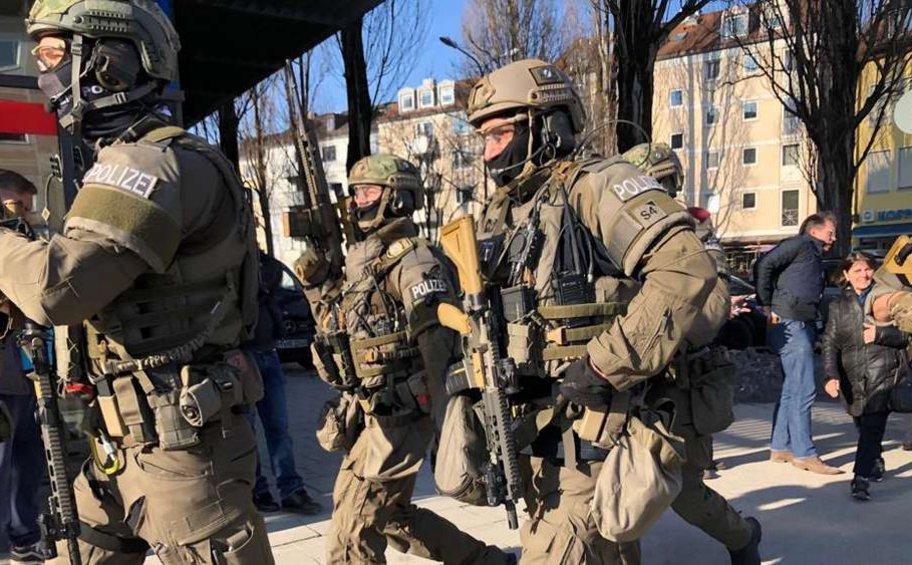 Πυροβολισμοί στο Μόναχο - Πληροφορίες για δύο νεκρούς