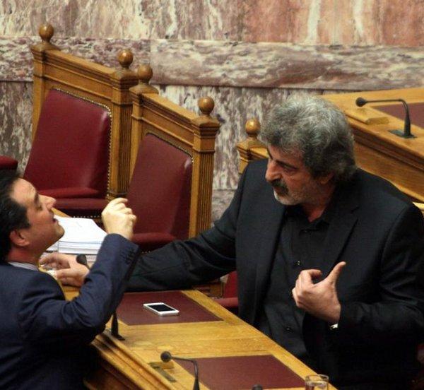 Eκδικάστηκε η αγωγή Γεωργιάδη κατά Πολάκη – O αντιπρόεδρος της ΝΔ διεκδικεί αποζημίωση 300.000 ευρώ