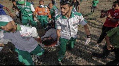 14χρονος Παλαιστίνιος έπεσε νεκρός από πυρά Ισραηλινών στη λωρίδα της Γάζας