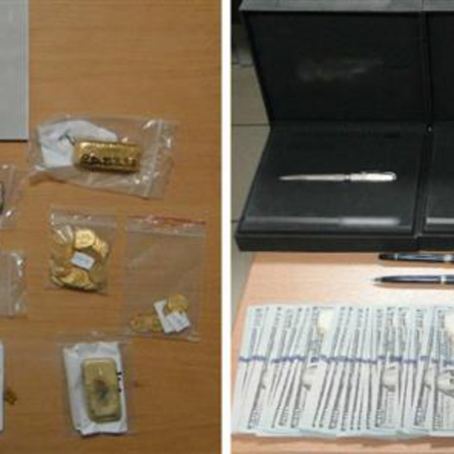 Συνελήφθη «ενεχυροδανειστής» για κλεπταποδοχή - Κατασχέθηκαν χρυσός, κοσμήματα και ρολόγια μεγάλης αξίας