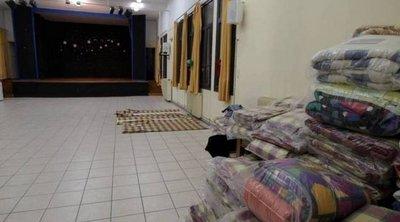 Θερμαινόμενοι χώροι για τους άστεγους λόγω ψύχους
