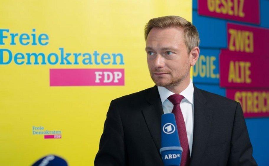 Γερμανία: Οι Φιλελέυθεροι αποφάσισαν προκαταρκτικές διαβουλεύσεις με τους Πράσινους
