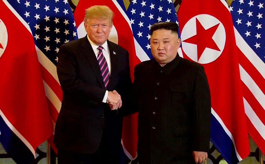 Υπουργός Ν. Κορέας: Ο Τραμπ και ο Κιμ έχουν ανταλλάξει 12 επιστολές μέσα σε ενάμιση χρόνο