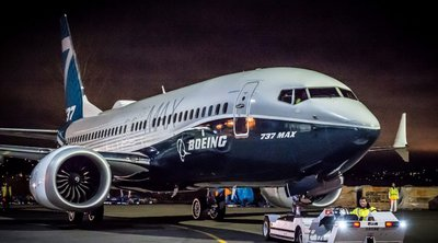 ΗΠΑ: Εντοπίστηκε νέος «δυνητικός» κίνδυνος στο σύστημα διεύθυνσης και ελέγχου του Βoeing 737 MAX