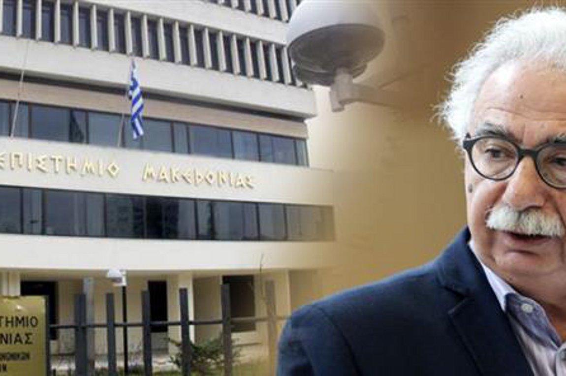 Διαφωνεί ο Γαβρόγλου με την άρνηση πρύτανη στο αίτημα διδασκαλίας της «μακεδονικής» γλώσσας