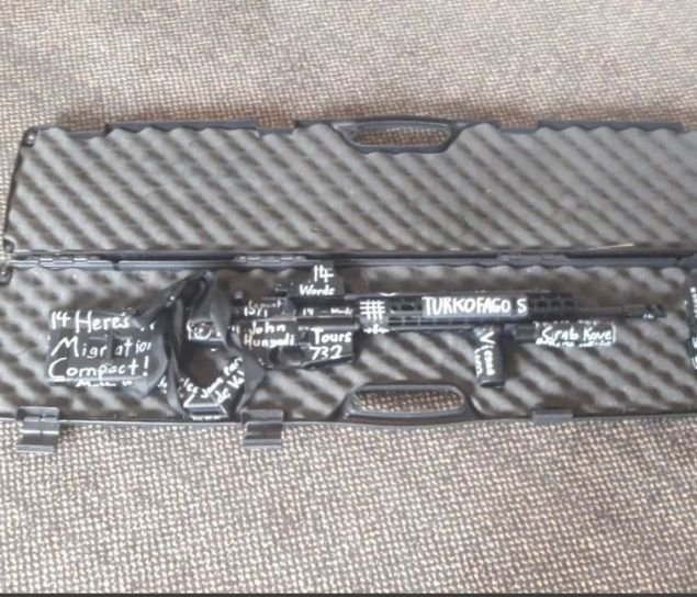 Ν. Ζηλανδία: Ο δράστης είχε γράψει «ΤURKOFAGOS» στο όπλο του