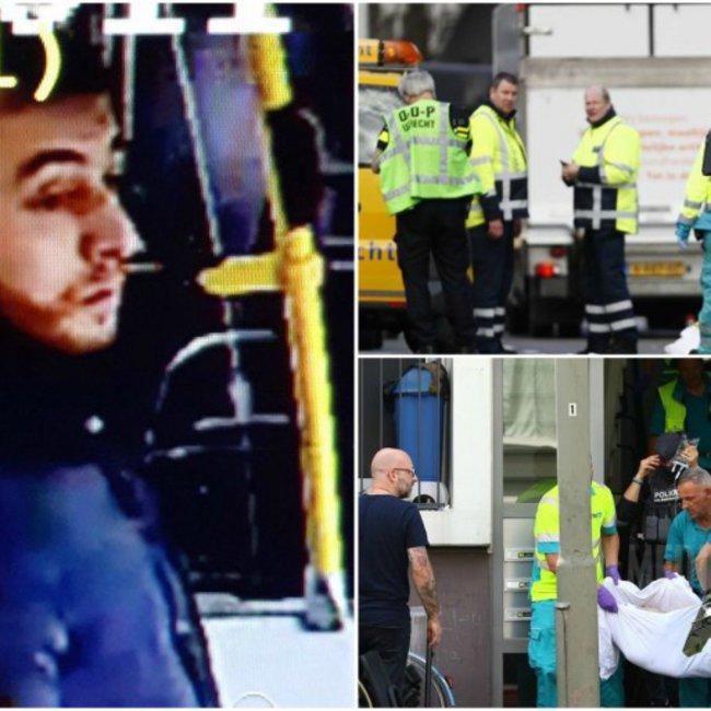 Καρέ-καρέ η σύλληψη του Τούρκου δράστη του μακελειού με 3 νεκρούς στην Ουτρέχτη – Τι λέει ο πατέρας του