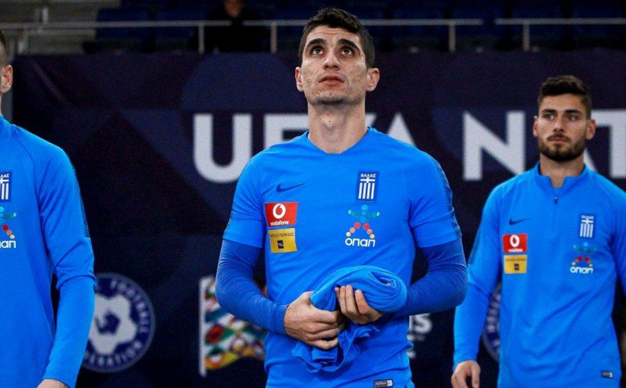Ποιος παίκτης του Παναθηναϊκού θα αντικαταστήσει τον Μάνταλο στην Εθνική