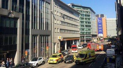 Βρυξέλλες: Κινητοποίηση των Αρχών μετά από απειλή για βόμβα σε γραφεία κοντά στην Κομισιόν