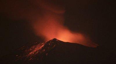 Τρομακτική έκρηξη ηφαιστείου στο Μεξικό