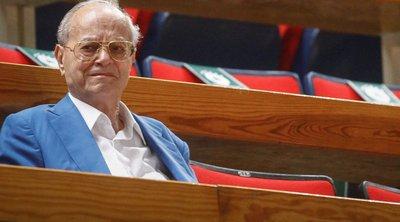 Το «αντίο» στον Θ. Γιαννακόπουλο από ΚΑΕ, ΠΑΕ, Ερασιτέχνη Παναθηναϊκό
