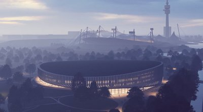 SAP Garden: Το νέο γήπεδο της Μπάγερν Μονάχου