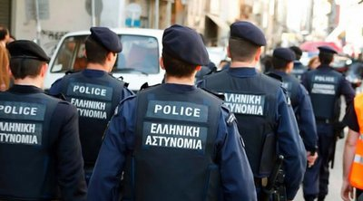 Δρακόντεια μέτρα της ΕΛ.ΑΣ. για τις παρελάσεις της 25ης Μαρτίου- Περίπου 2.500 αστυνομικοί στην Αθήνα