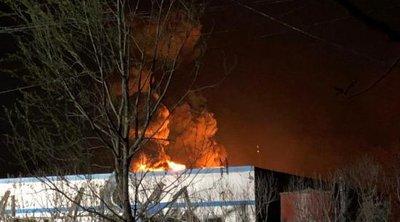 Kίνα: Αυξάνεται ο αριθμός των θυμάτων από την έκρηξη στο χημικό εργοστάσιο