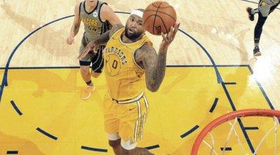NBA: «Διέλυσαν» τους Πέισερς οι Ουόριορς