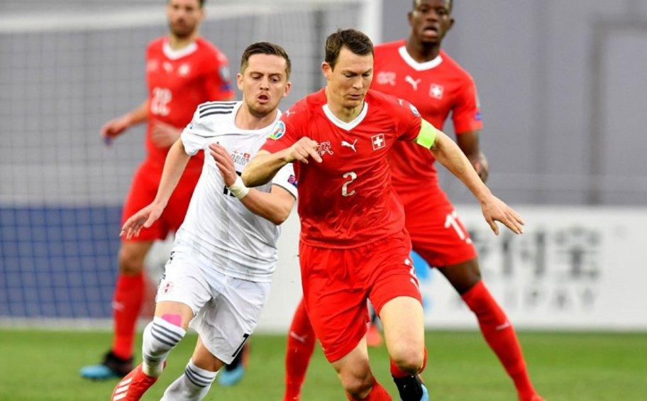Προκριματικά Euro 2020: H Ελβετία 2-0 τη Γεωργία - Δείτε τα highlights