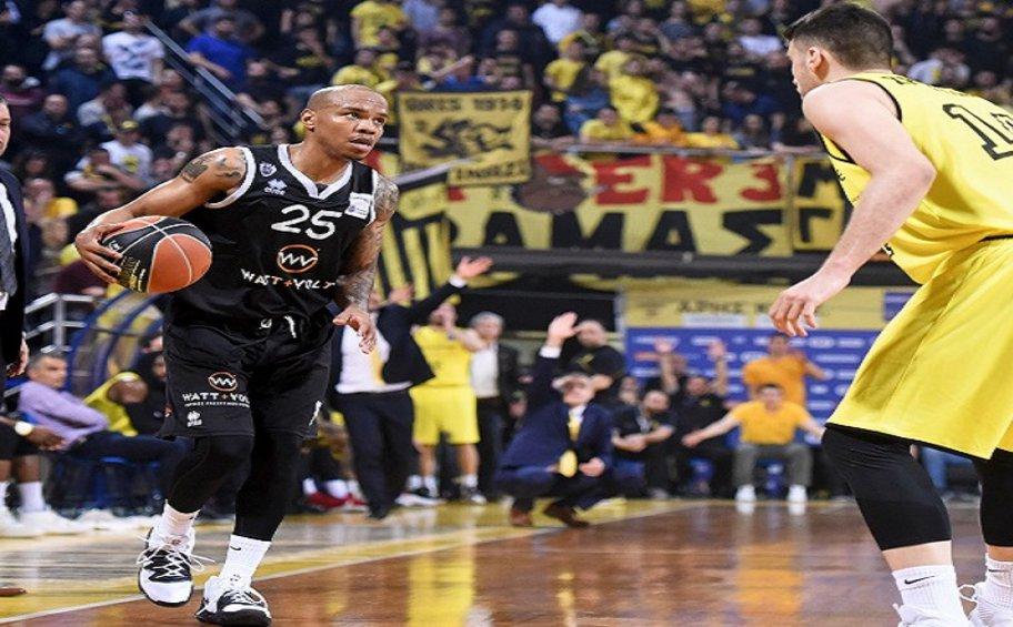 «Αφεντικό» στη Θεσσαλονίκη ο ΠΑΟΚ, νίκησε με 58-62 τον Άρη