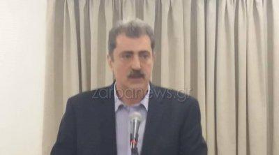 Πολάκης: Από τα Σφακιά, τον τόπο που με γέννησε, δηλώνω πως θα είμαι υποψήφιος με τον ΣΥΡΙΖΑ στα Χανιά