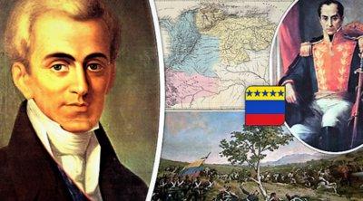 Και όμως ο Καποδίστριας θεωρούσε τη Βενεζουέλα πρότυπο!