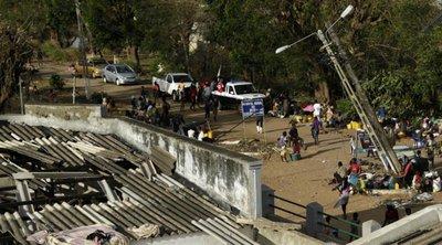 Δραματική αύξηση των θυμάτων από τον ισχυρό κυκλώνα στη Μοζαμβίκη