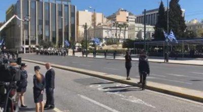 «Μακεδονία Ξακουστή» από τη μπάντα του Πολεμικού Ναυτικού