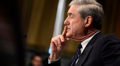 ΗΠΑ: Το υπ. Δικαιοσύνης εξηγεί στον Μάλερ πώς πρέπει να κινηθεί στην κατάθεσή του στο Κογκρέσο