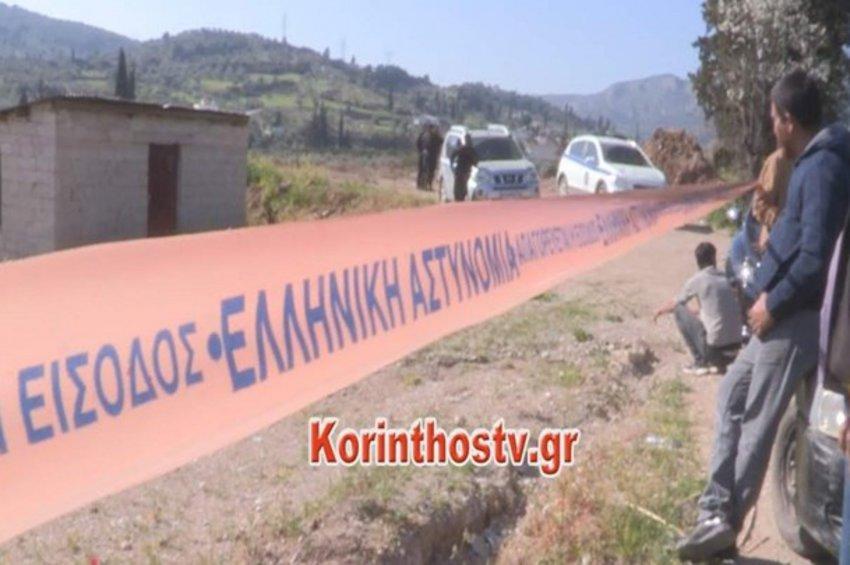 Ληστεία με πυροβολισμούς σε οικισμό της Κορίνθου - Νεκρός ο δράστης