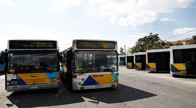 Πώς θα κινηθούν λεωφορεία και τρόλεϊ από σήμερα μέχρι το Πάσχα και την Πρωτομαγιά