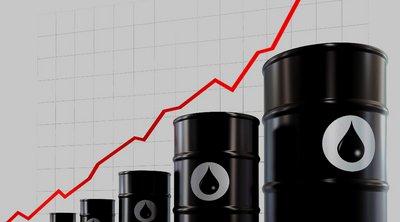 Eκτοξεύτηκε η τιμή του πετρελαίου