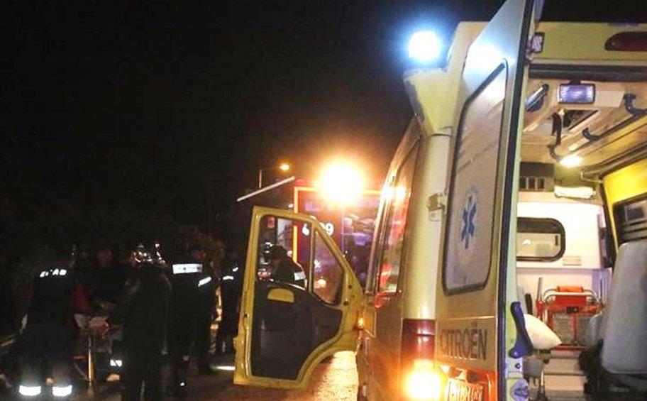 Χαλκίδα: Ασυνείδητος οδηγός παρέσυρε κοπέλα με τη μηχανή του και την εγκατέλειψε