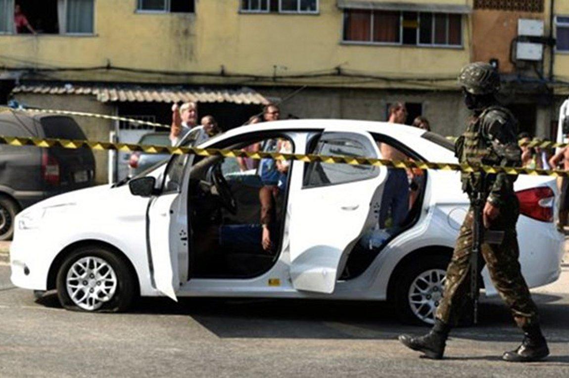 Βραζιλία: Έκθεση καταγράφει αύξηση των θανάτων από αστυνομικούς