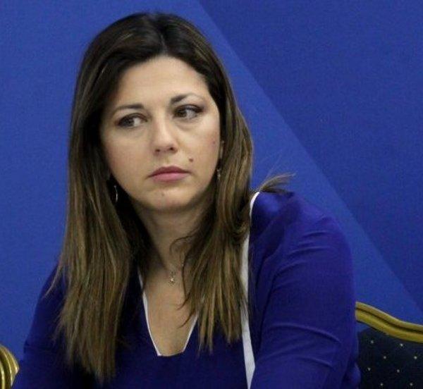 Θετική στον κορωνοϊό η υφυπουργός Τουρισμού Σοφία Ζαχαράκη - Το ανακοίνωσε η ίδια