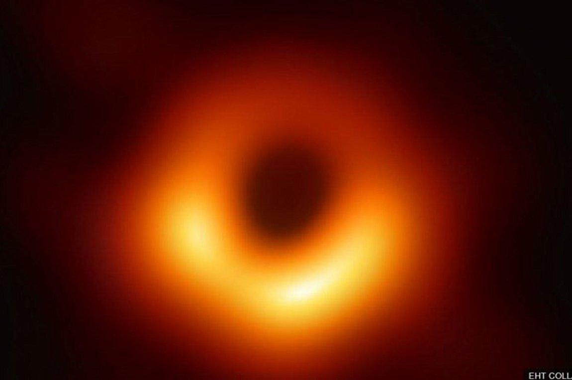 LIVE: Η NASA έδωσε φωτογραφία της μαύρης τρύπας «τέρας» στο κέντρο του γαλαξία μας