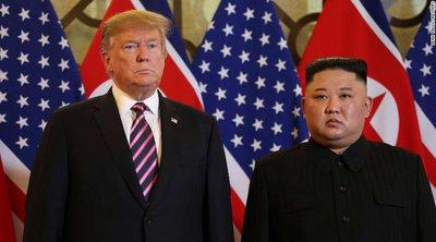 Ο Κιμ Γιονγκ Ουν προσκάλεσε τον Τραμπ στην Πιονγκιάνγκ