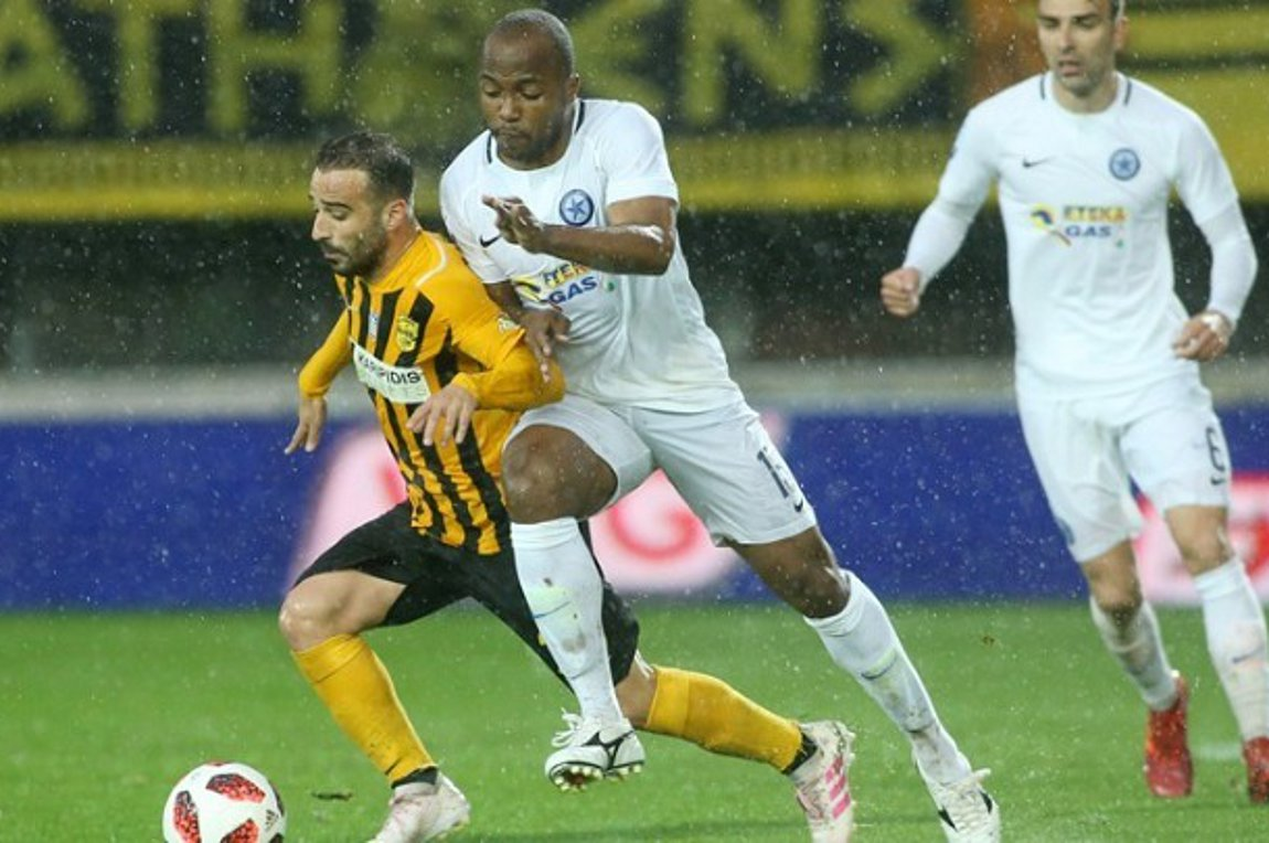 Μεγάλη νίκη του Ατρόμητου 2-0 τον Άρη στο «Κλεάνθης Βικελίδης»