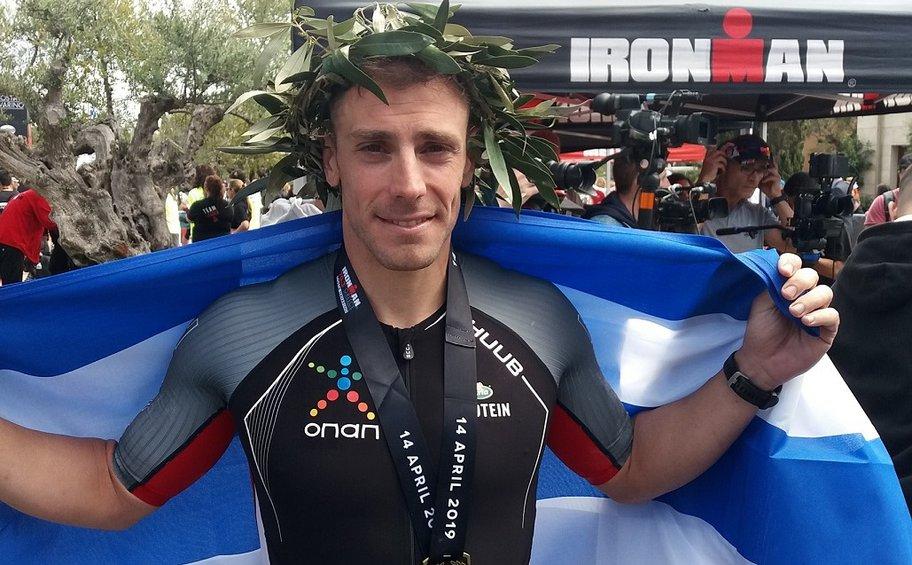 Μεγάλη διάκριση για τον OΠΑΠ Champion Γρηγόρη Σουβατζόγλου στο Ironman 70.3 Greece, Costa Navarino