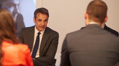 Μητσοτάκης: Να αποσύρει άμεσα ο κ. Γαβρόγλου το νομοσχέδιο-σκούπα  που έφερε στη Βουλη