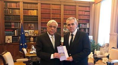 Ο Μάξιμος Χαρακόπουλος στον Πρόεδρο της Δημοκρατίας: Το δημογραφικό απειλεί την εθνική μας ύπαρξη!