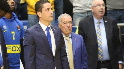 Μιζράχι: Ο Σφαιρόπουλος θα χτίσει τη Μακάμπι της επόμενης σεζόν