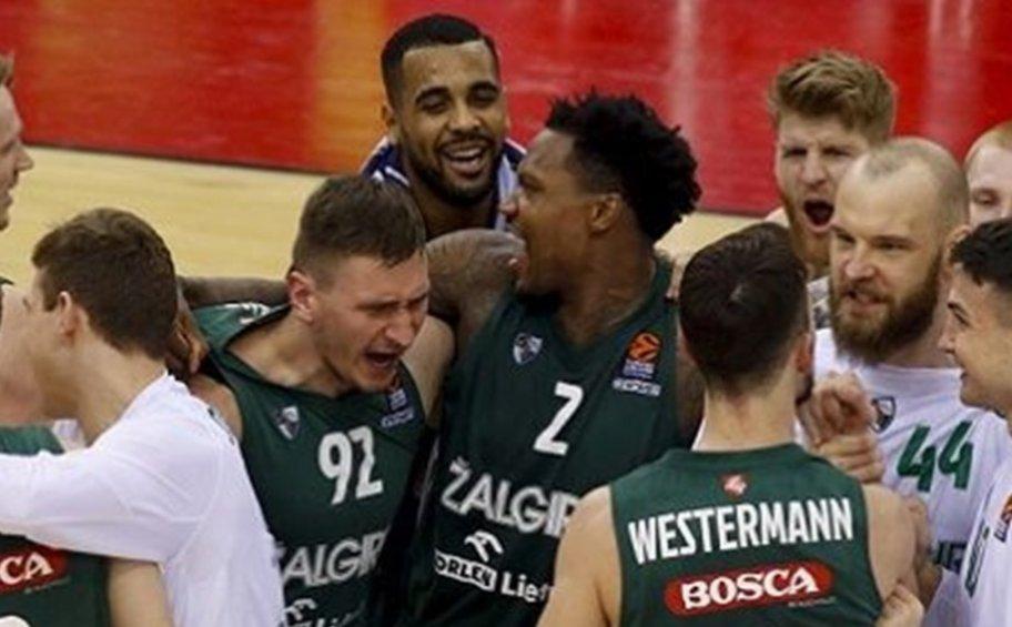 Μέγαλη νίκη της Ζαλγκίρις στην Κωνσταντινούπολη ισοφάρισε 1-1 τις νίκες με την Φενέρμπαχτσε