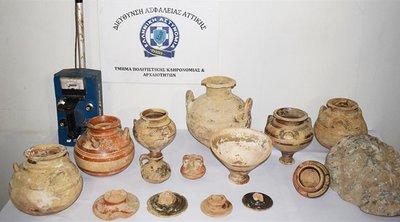 Στα «πράσα» πιάστηκαν αρχαιοκάπηλοι στη Μεσσηνία
