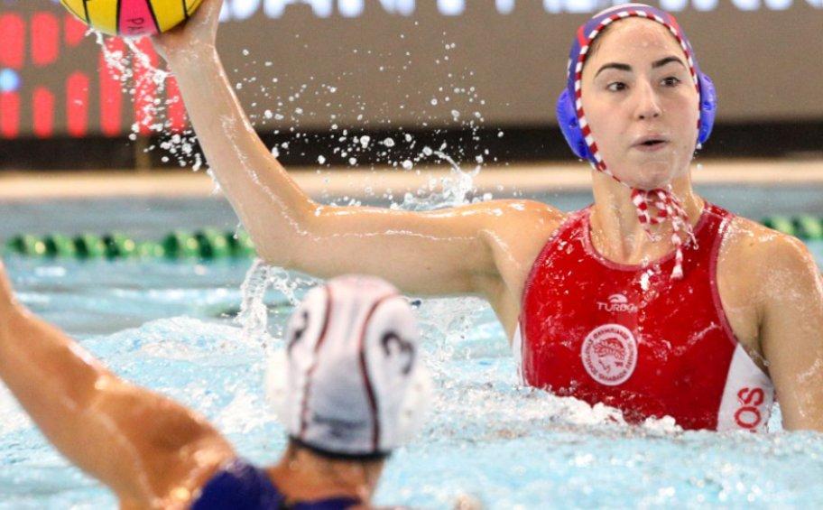 Έστειλε τον Ολυμπιακό στον τελικό της EuroLeague η Αβραμίδου