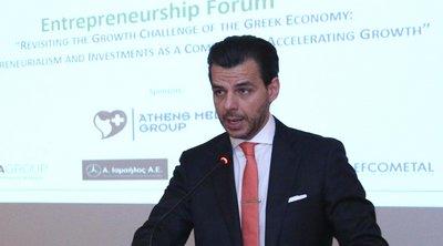 Το πρώτο «Athens Entrepreneurship Forum» του Cambridge Judge Business School στον Όμιλο Ιατρικού Αθηνών