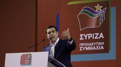 Τσίπρας: Η Ελλάδα δεν γυρίζει πίσω σε αυτούς που τη λεηλάτησαν και τη χρεοκόπησαν